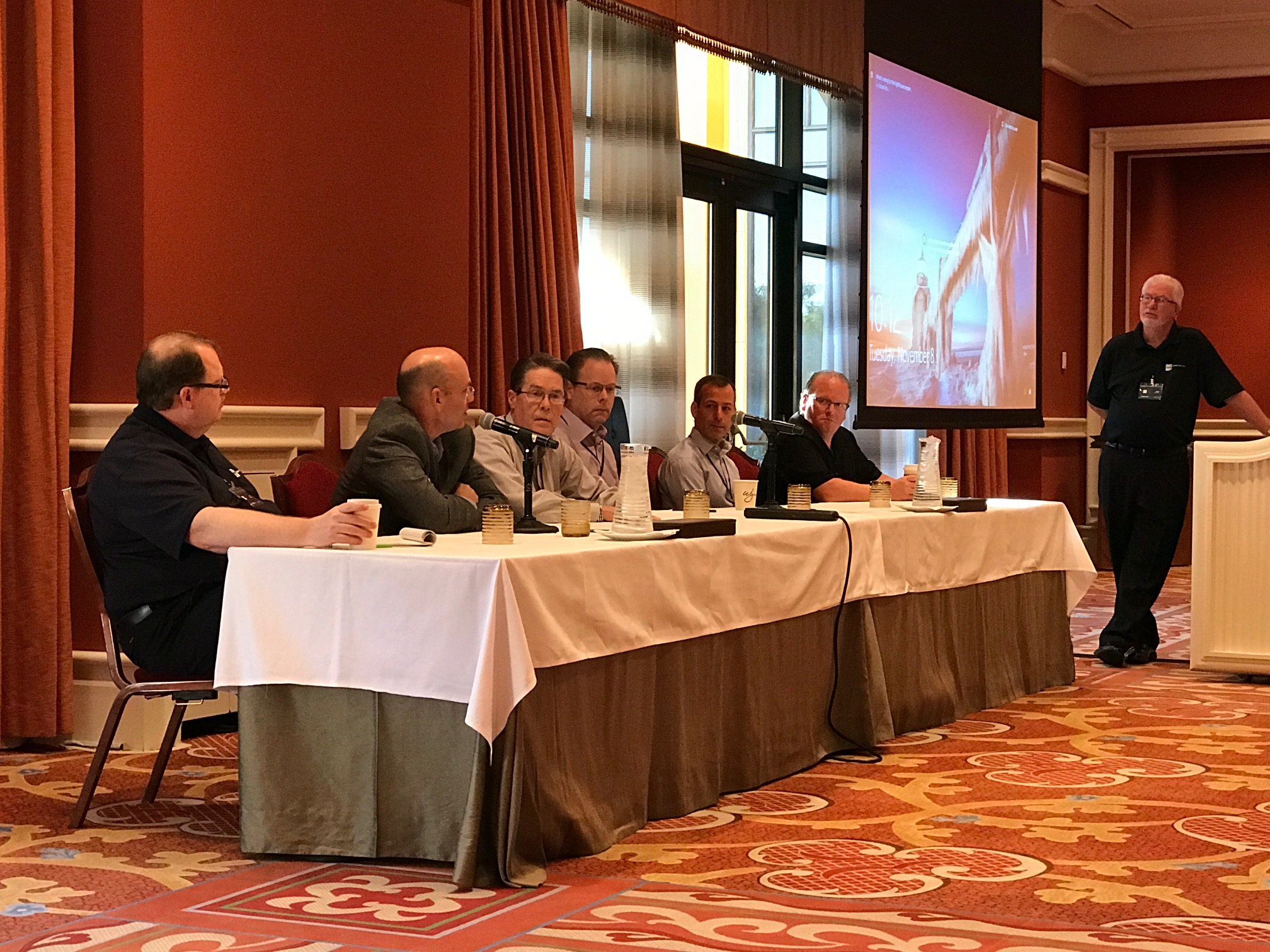 Panel session at Simplify 2016