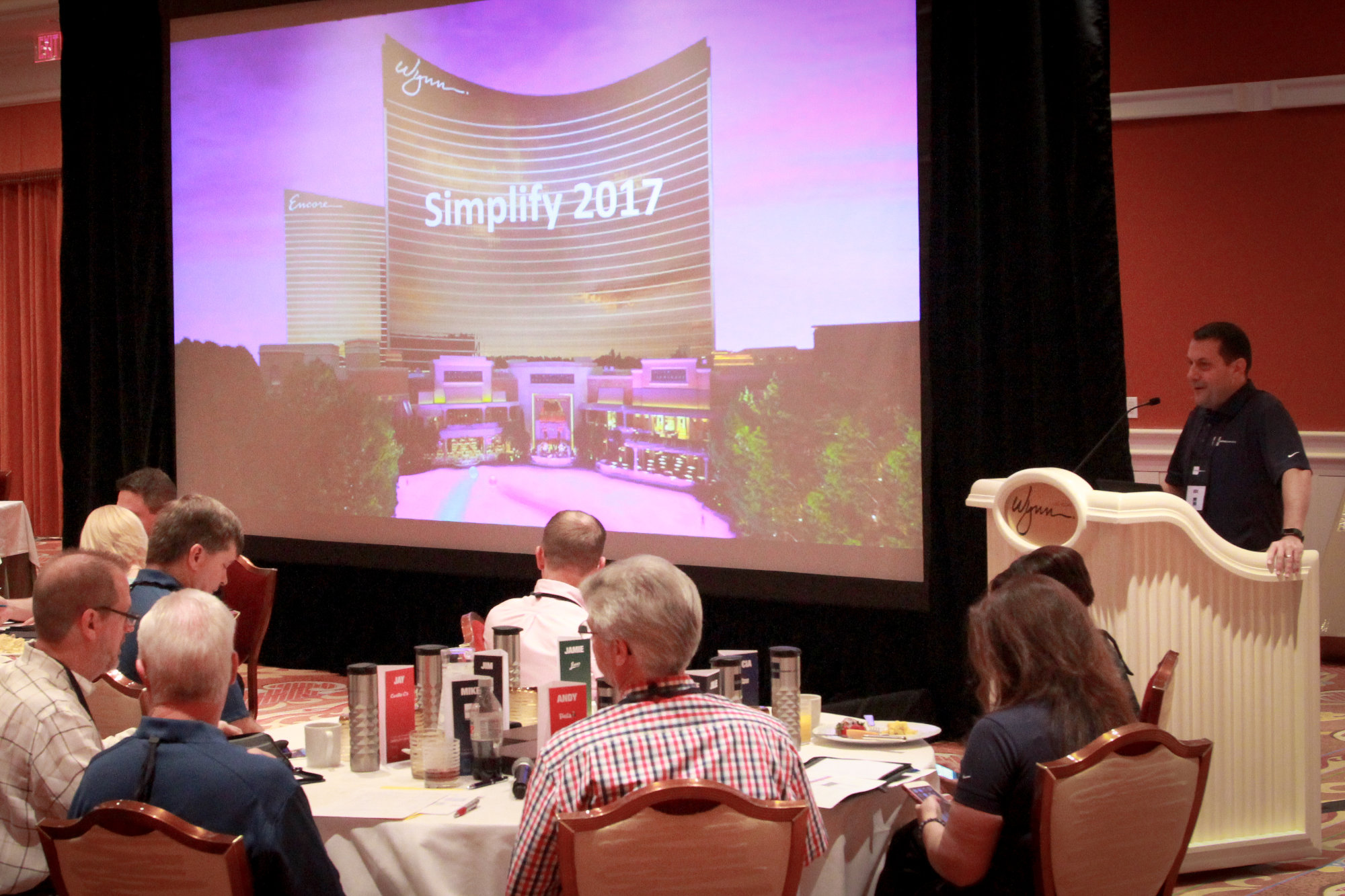 Simplify 2017 was informative and inspirational