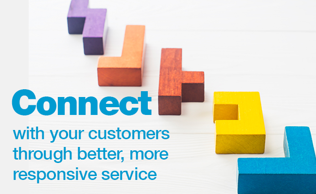 Connect With Your Customers