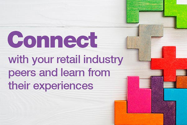 Connect With Retail Industry Peers