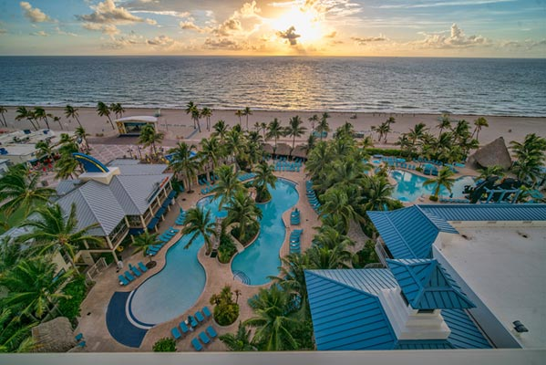 Margaritaville Pools by the Beach